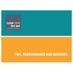 Pay, performance and bonuses